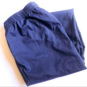 Dickies Womens L Navy Blue Scrub Cargo Pants
